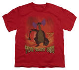 Youth: Dragon's Lair-You Slay Me T-shirts