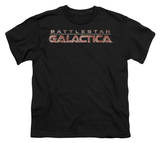 Youth: Battle Star Gallactica-Logo T-shirts