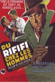 Rififi - French Style Affiches