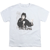 Youth: Elvis-Fighting King T-shirts