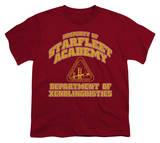 Youth: Star Trek-Xenolinguistics Shirts