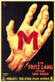 M - German Style Poster