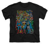 Youth: DC-Original Universe Shirts