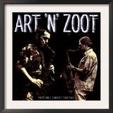 Art Pepper - Art 'N' Zoot Posters
