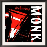 Thelonious Monk - The Complete Prestige Recordings Poster