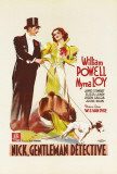 After the Thin Man Plakat