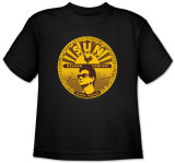 Youth: Sun Records-Roy Full Sun Label Shirt