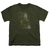 Youth: Elvis-Army T-shirts