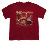 Youth: Elvis-Christmas Album T-shirts