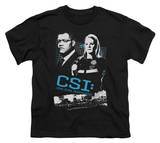 Youth: CSI-Investigate This T-shirts