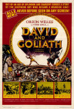 David and Goliath Affiches