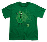 Youth: DC-Arrow Target Camisetas