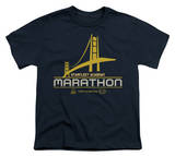 Youth: Star Trek-Marathon Logo Shirt