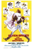 Seven Brides for Seven Brothers Prints