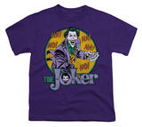 Youth: DC-The Joker T-Shirt