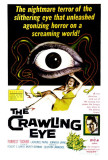 The Crawling Eye Posters
