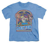 Youth: Space Ace-Dexter T-shirts