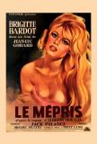 Mepris, Le - Poster