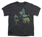 Youth: DC-Underwear T-shirts