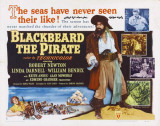 Blackbeard the Pirate -  Style Prints