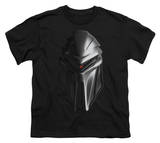 Youth: Battle Star Gallactica-Cylon Head T-shirts