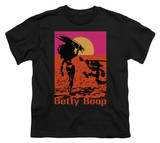 Youth: Betty Boop-Summer Shirts