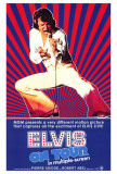 Elvis de gira Pósters