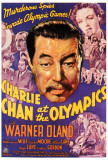 Charlie Chan at the Olympics Posters