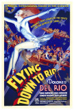 Flying Down to Rio Print