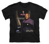 Youth: Star Trek-Captain Sisko Shirts
