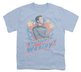 Youth: Star Trek-Shut Up Wesley Shirt