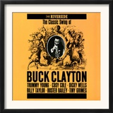 Buck Clayton - The Classic Swing of Buck Clayton Prints