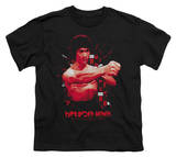 Youth: Bruce Lee-The Shattering Fist T-Shirt