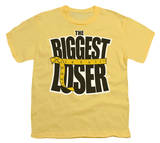 Youth: Biggest Loser-Logo T-Shirt