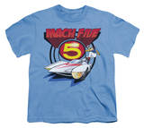 Youth: Speed Racer-Mach Five T-shirts