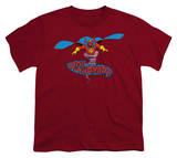 Youth: DC-Red Tornado T-Shirt