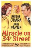 Miraklet på Manhattan Plakater