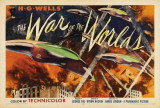 The War of the Worlds Psteres