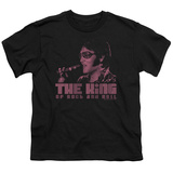 Youth: Elvis-The King T-shirts
