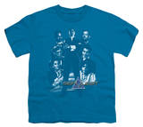 Youth: Seaquest Dsv-Seaquest Crew T-shirts