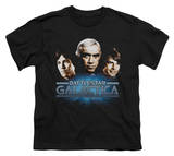 Youth: Battle Star Galactica-Classic Three T-shirts