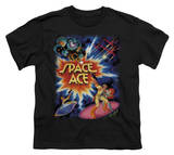 Youth: Space Ace-Poster T-shirts