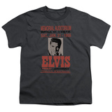Youth: Elvis-Buffalo 1956 Shirt