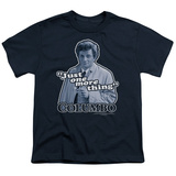 Youth: Columbo-Just One More Thing T-shirts