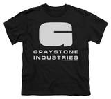 Youth: Caprica-Graystone Industries T-shirts
