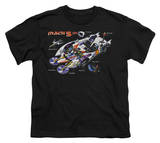 Youth: Speed Racer-Mach 5 Specs T-shirts