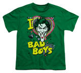 Youth: DC-I Heart Bad Boys 2 T-Shirt