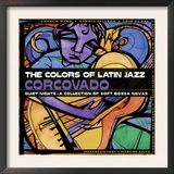 The Colors of Latin Jazz: Corcovado Prints