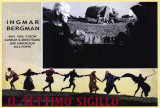 The Seventh Seal - Italian Style Posters