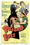 Private Eyes Posters